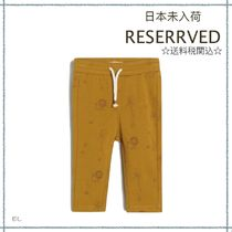 RESERVED(リザーブド) ベビー用ボトムス 【海外限定】関税込み☆RESERVED  スェット パンツ 1歳半-2歳用