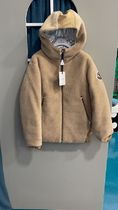 MONCLER(モンクレール) キッズアウター MONCLER21/22 大人もOK12/14 GIZEMダウン×ボア スピード配送