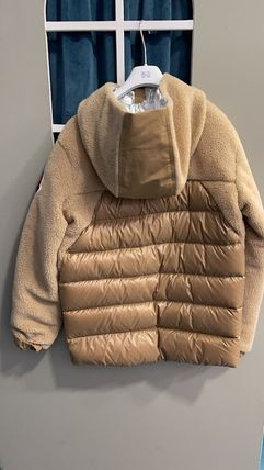 MONCLER キッズアウター MONCLER21/22 大人もOK12/14 GIZEMダウン×ボア スピード配送(2)