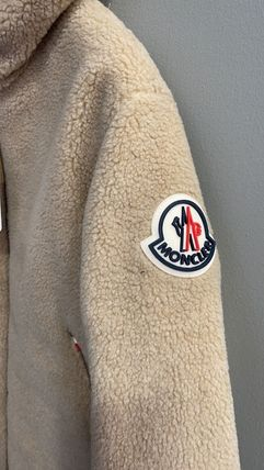 MONCLER キッズアウター MONCLER21/22 大人もOK12/14 GIZEMダウン×ボア スピード配送(3)