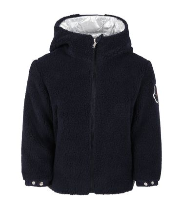 MONCLER キッズアウター MONCLER21/22 大人もOK12/14 GIZEMダウン×ボア スピード配送(8)