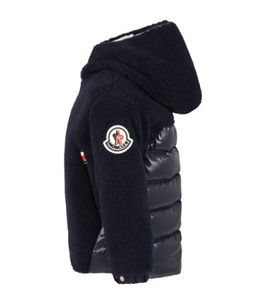 MONCLER キッズアウター MONCLER21/22 大人もOK12/14 GIZEMダウン×ボア スピード配送(9)