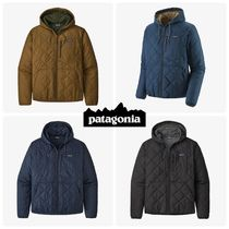 PATAGONIA Men's Diamond Quilted Bomber Hoody 送料関税込み