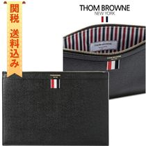 【THOM BROWNE】SMALL TABLET CLUTCH