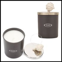 TOD'S(トッズ) キャンドル *TOD'S トッズ* SCENTED CANDLE 関税/送料込