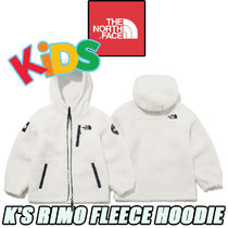 【THE NORTH FACE】K'S RIMO FLEECE HOODIE★
