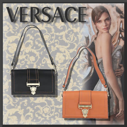 VERSACE JEANS COUTURE ★ 日本未入荷 ハンドバッグ 2色