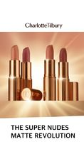 〈Charlotte Tilbury〉★2021AW★ THE SUPER NUDES