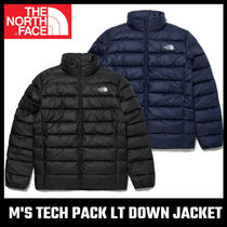 【THE NORTH FACE】M'S TECH PACK LT DOWN JACKET