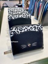 【kate spade】meow cat*ミニお財布