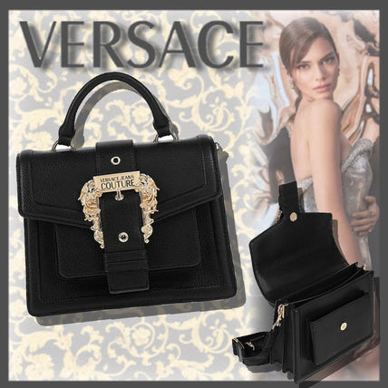 VERSACE JEANS COUTURE ★ 日本未入荷 ハンドバッグ