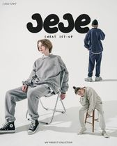 WV PROJECTのJeje sweat Set-up 上下セットアップ 全4色
