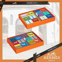 HERMES 2021 秋冬 CouverturesNouvellesブリッジカード 全色取扱