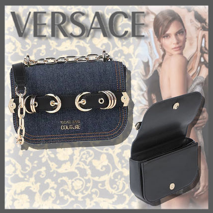VERSACE JEANS COUTURE ★ 日本未入荷 クロスボディバッグ