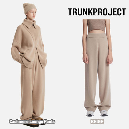 ★Trunk Project★21FWCashmere Lounge Pants