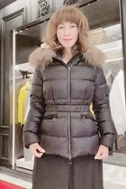 MONCLER★21/22AW ゴージャスファー付き BOED★2色・関税込み