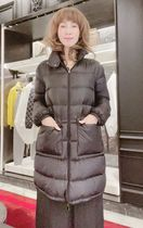 MONCLER★21/22AW ロングブルゾン ABRICOTIER★3色展開 関税込み