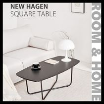ROOM&HOME ☆ NEW HAGEN SQUARE TABLE (全2色)