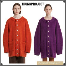 TRUNK PROJECTのBallooned Sleeves Cardigan Jacket 全2色
