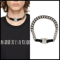 ALYX(アリクス) ネックレス・チョーカー 【正規品】国内発送 1017 ALYX 9SM ロゴ ネックレス
