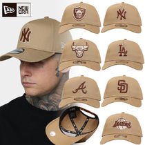 NEW ERA キャップ 帽子 Cappuccino 9FORTY A-Frame Snapback