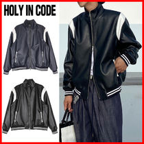 HOLY IN CODE(ホーリーインコード)★ S Leather Jacket