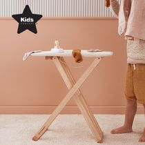 Kids Concept★可愛い木製アイロンセット/Bistro Ironing Board