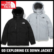 【THE NORTH FACE】GO EXPLORING EX DOWN JACKET