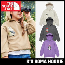 【THE NORTH FACE】 K'S BOMA HOODIE フード付き パーカー