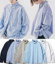 ★WV PROJECT★The overfit cotton shirts オーバーサイズシャツ