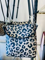 【kate spade】秋新柄*darcy graphic leopard small bucket