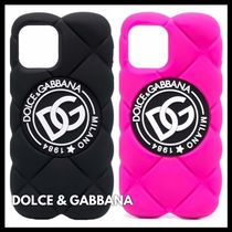 ☆Dolce & Gabbana☆quilted iPhone 12 Pro Max ケース