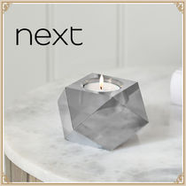 ☆NEXT☆ Luxe Crystal ガラス ティーライトホルダー