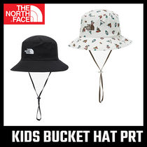 【THE NORTH FACE】 KIDS BUCKET HAT PRT バケットハット