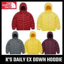 【THE NORTH FACE】大人もOK! K'S DAILY EX DOWN JACKET