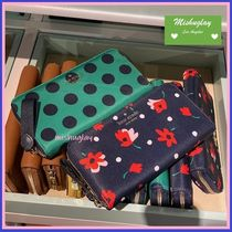 【kate spade】ナイロン♪ chelsea large continental★長財布★