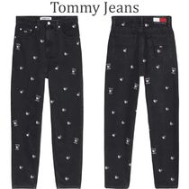 【Tommy Jeans】デニム*ハイライズハートジーンズ/送関込