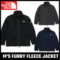 【THE NORTH FACE】 M'S FURRY FLEECE JACKET