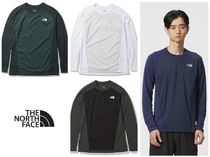 【THE NORTH FACE】ロングスリーブGTDメランジクルー 要在庫確認