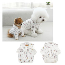 【IT'S DOG】Fluffy Napping Hood Jumper