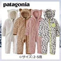 Patagonia(パタゴニア) キッズアウター ☆patagonia☆Baby Furry Friends ジャンプスーツ・2-5歳☆彡