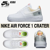 ★Nike KIDS★大人OK★AIR FORCE 1 CRATER GS★追跡付