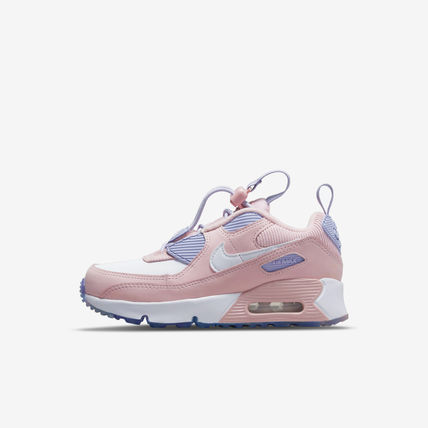 Nike キッズスニーカー ★Nike KIDS★AIR MAX 90 Toggle SE キッズ 17-22cm★追跡付(2)