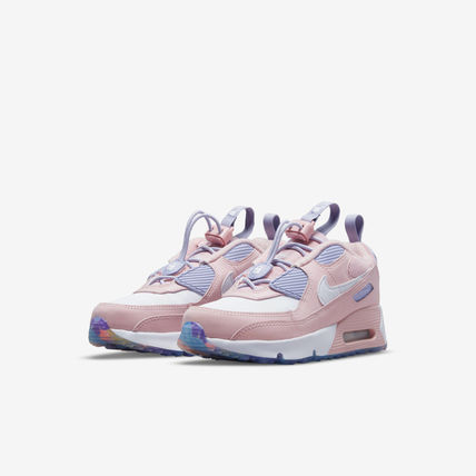 Nike キッズスニーカー ★Nike KIDS★AIR MAX 90 Toggle SE キッズ 17-22cm★追跡付(3)