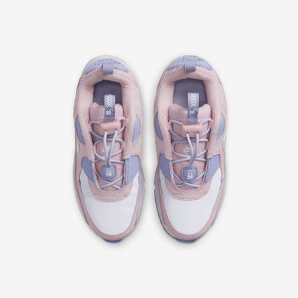Nike キッズスニーカー ★Nike KIDS★AIR MAX 90 Toggle SE キッズ 17-22cm★追跡付(4)
