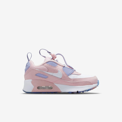 Nike キッズスニーカー ★Nike KIDS★AIR MAX 90 Toggle SE キッズ 17-22cm★追跡付(7)