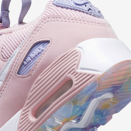 Nike キッズスニーカー ★Nike KIDS★AIR MAX 90 Toggle SE キッズ 17-22cm★追跡付(8)