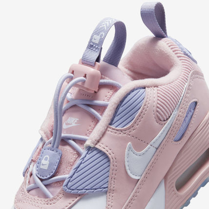 Nike キッズスニーカー ★Nike KIDS★AIR MAX 90 Toggle SE キッズ 17-22cm★追跡付(9)