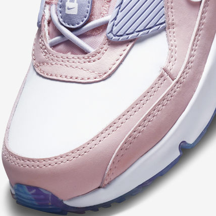 Nike キッズスニーカー ★Nike KIDS★AIR MAX 90 Toggle SE キッズ 17-22cm★追跡付(10)