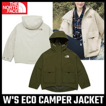 【THE NORTH FACE】W'S ECO CAMPER JACKET